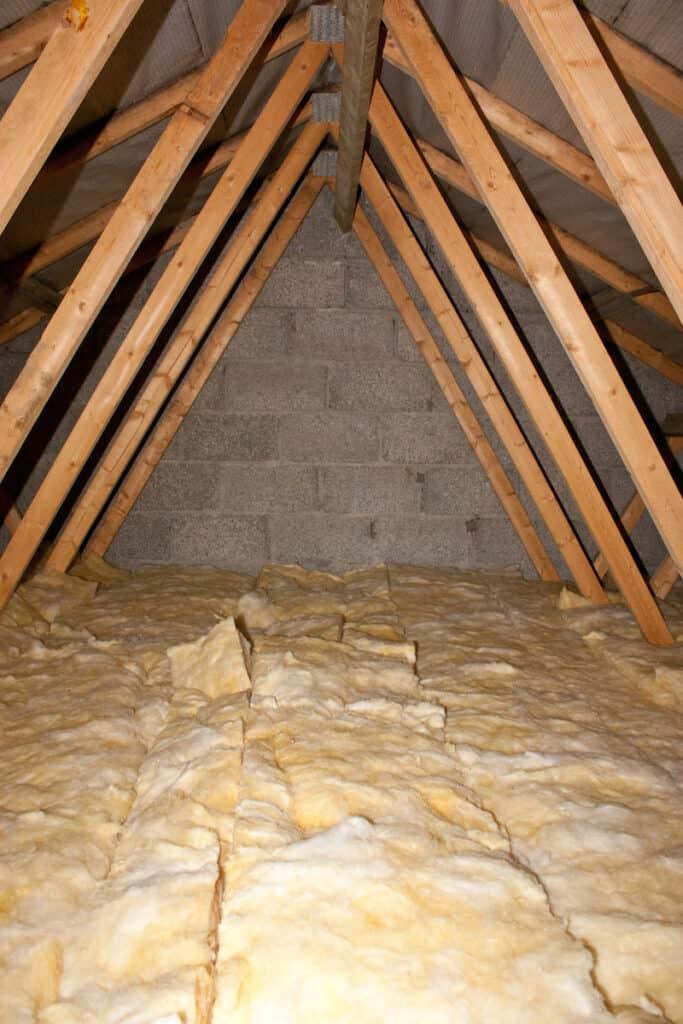 formaldahyde free fiberglass insulation
