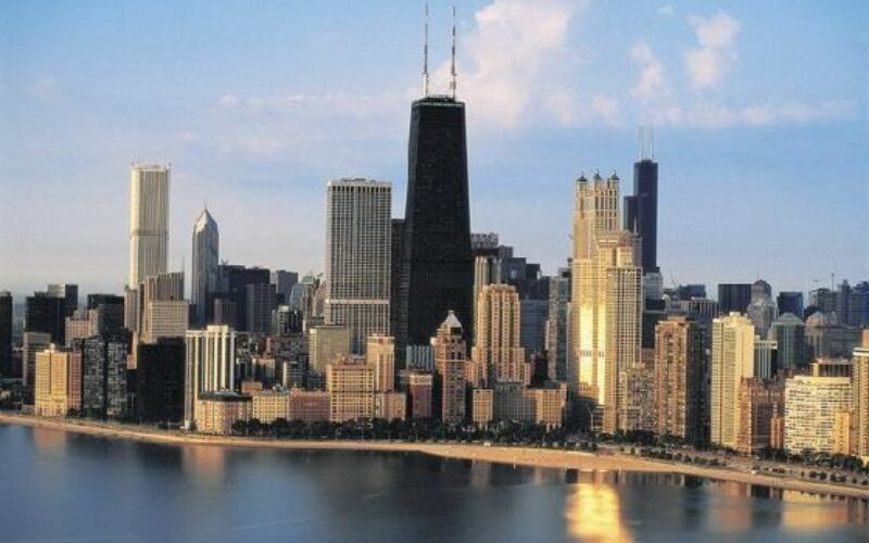 Chicago Hotels with Peloton Bikes
