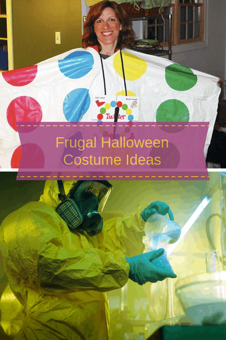 frugal halloween costumes