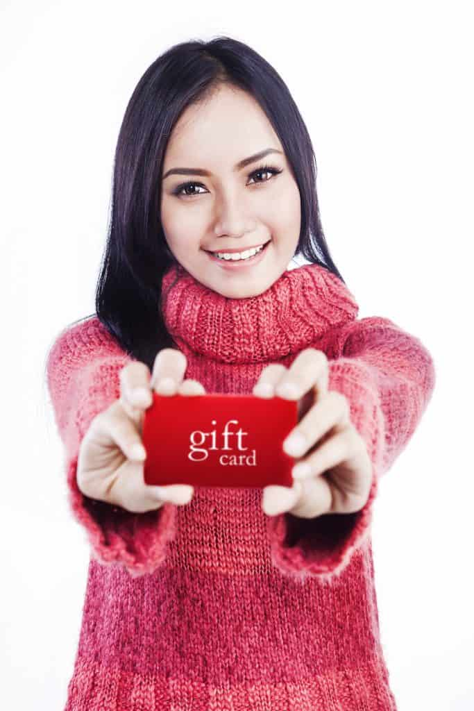 gift cards for holiday tipping etiquette