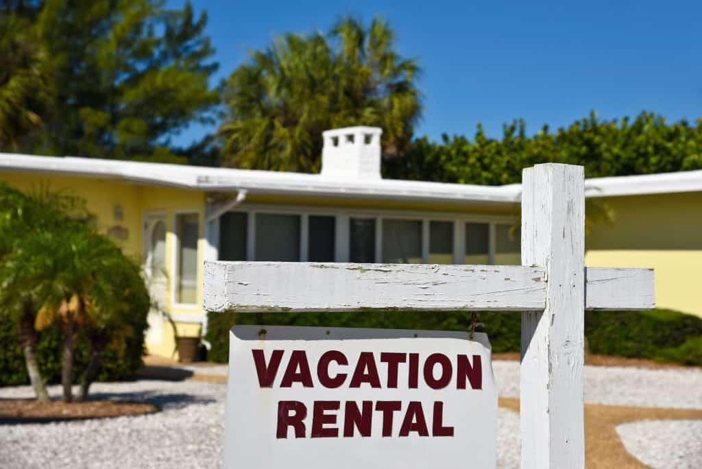 holiday vacation rentals