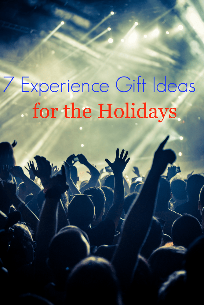 7 Experience Gift Ideas To Buy Right Now