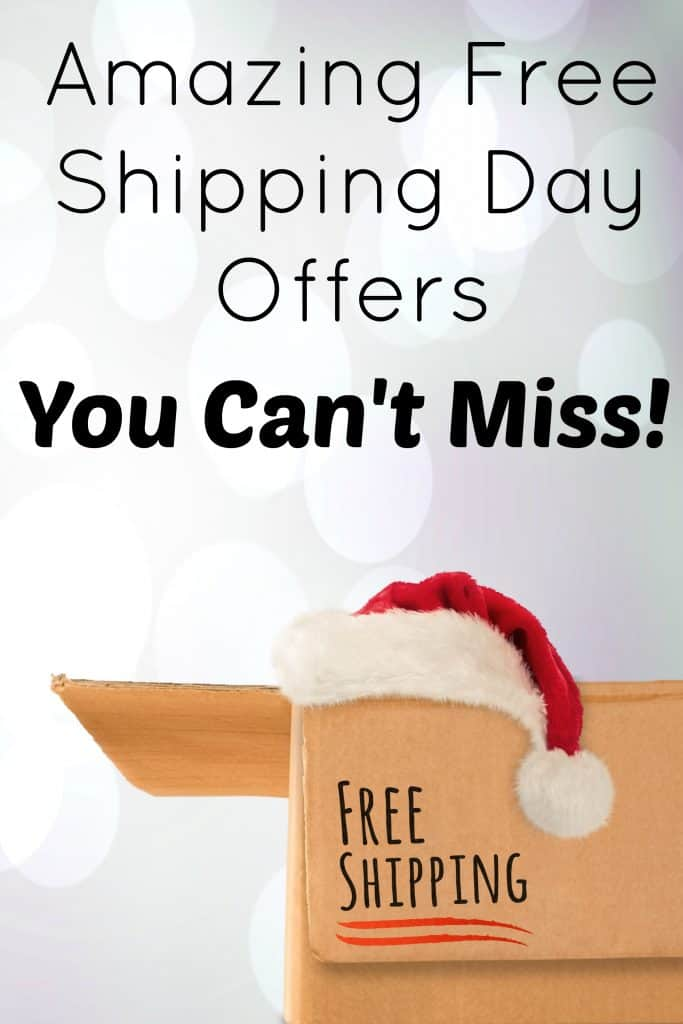 free shipping day 2016