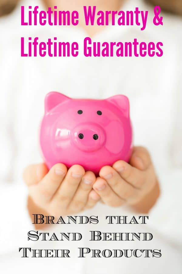 677e4e6f1b2 Lifetime Warranty  Review of Products Guaranteed for Life Just Updated