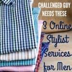 Men's Online Stylist Services Reviews Updated April 2018