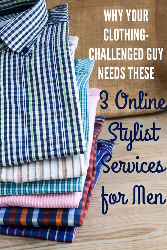 online stylist services men