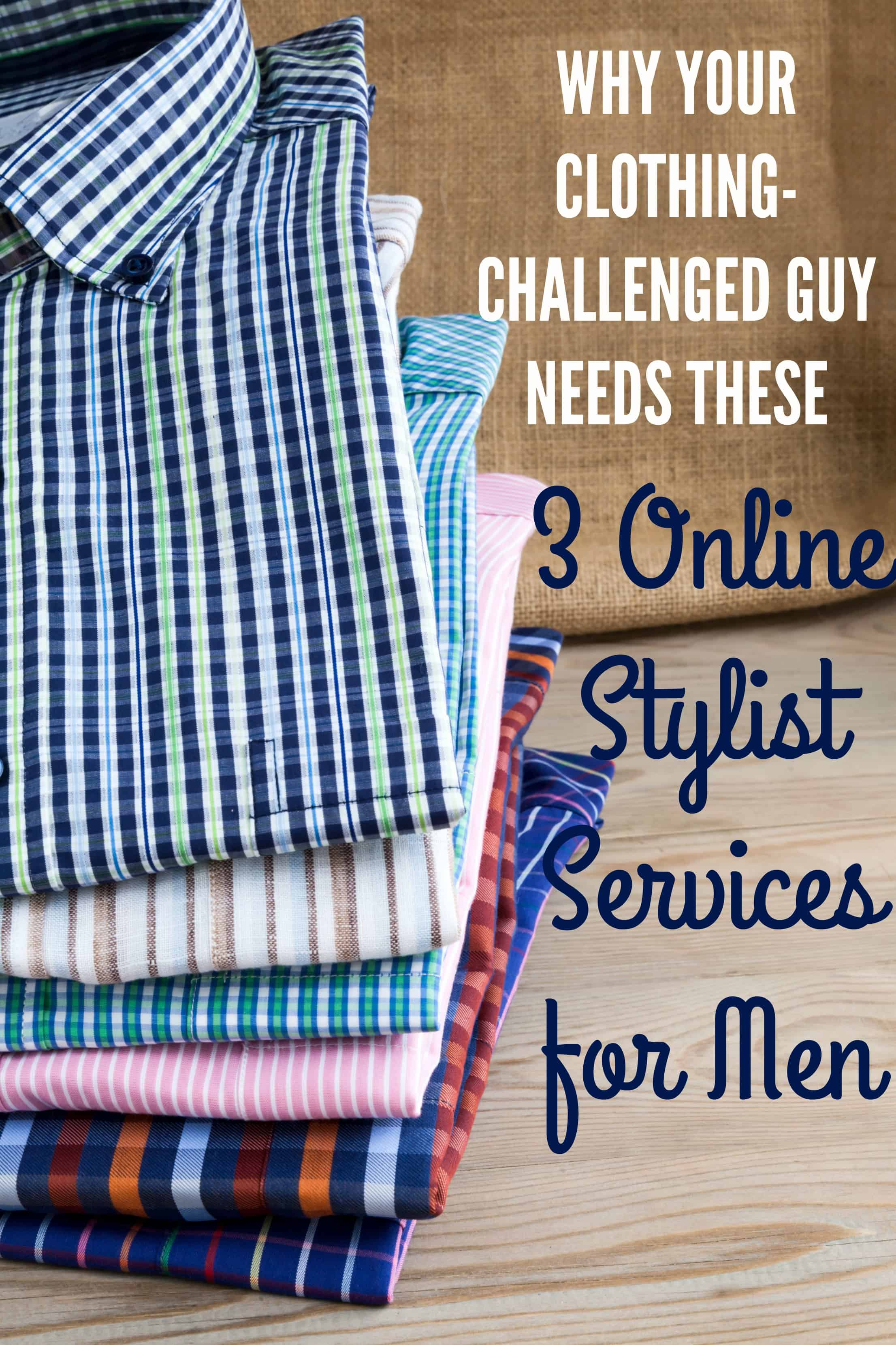 3 Online Stylist Services for Men A Review