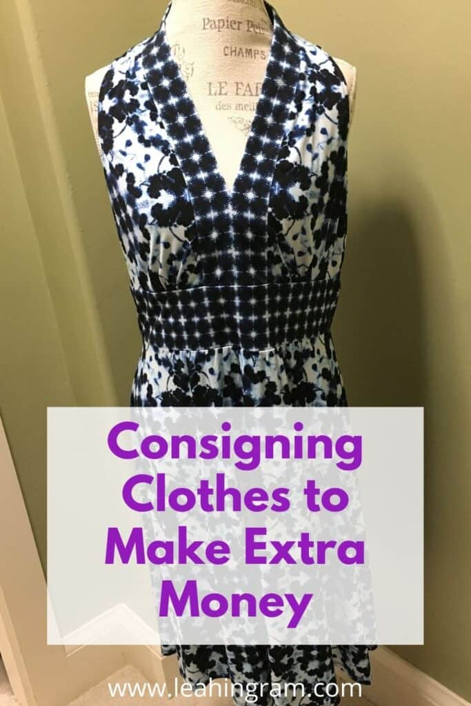 consigning clothes