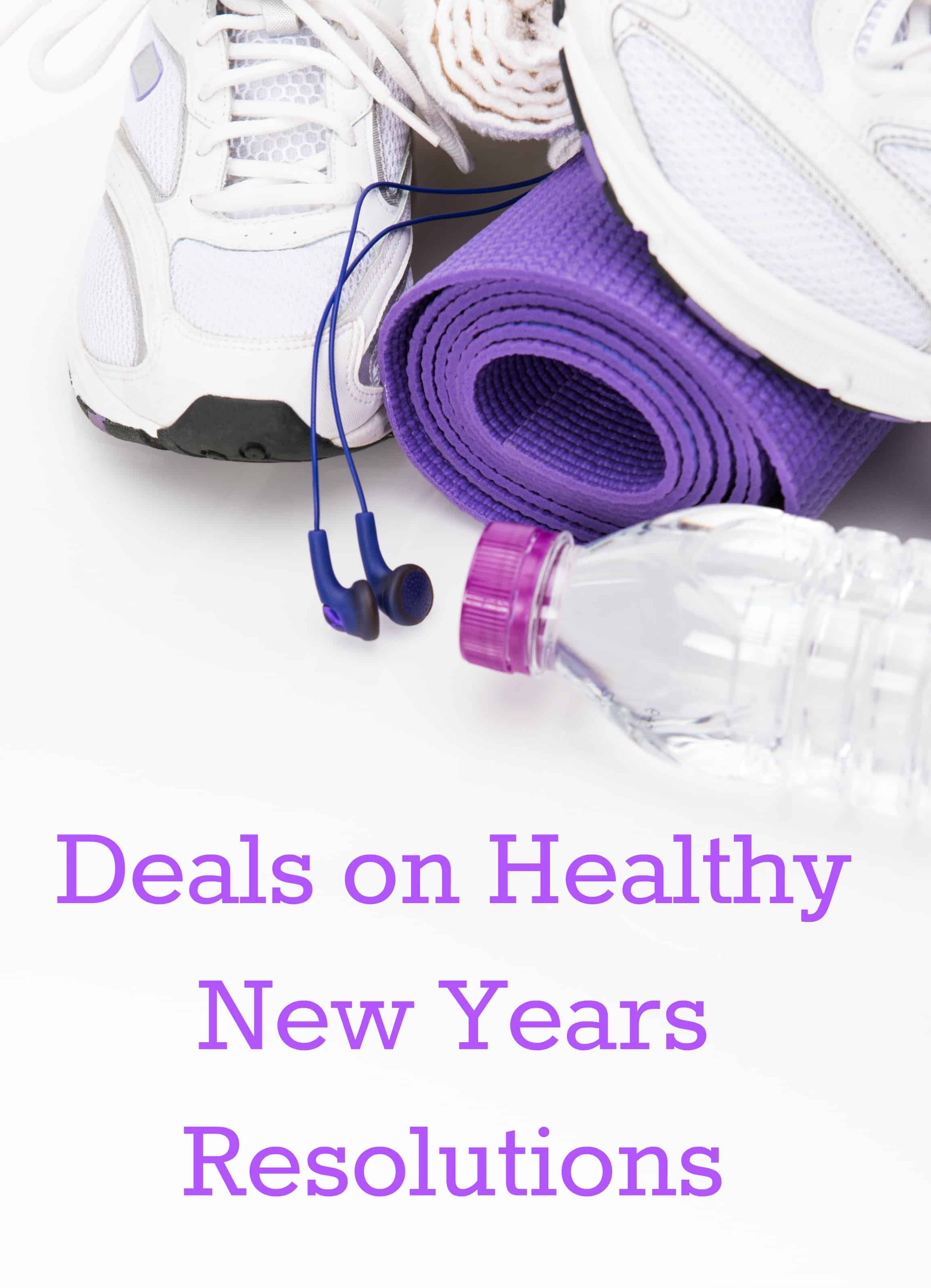 Deals on Healthy New Years Resolutions