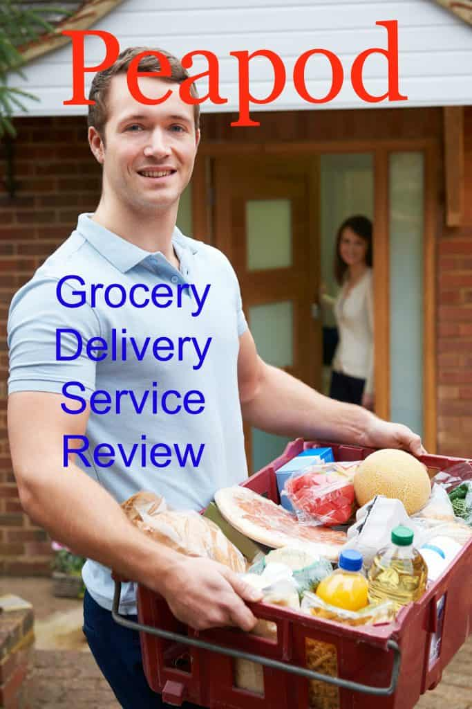 peapod grocery delivery service review