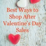 Hit the Stores for Best After Valentine Day Sales