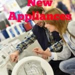 Best Time to Buy New Appliances