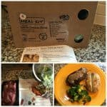 peapod meal kit delivery services