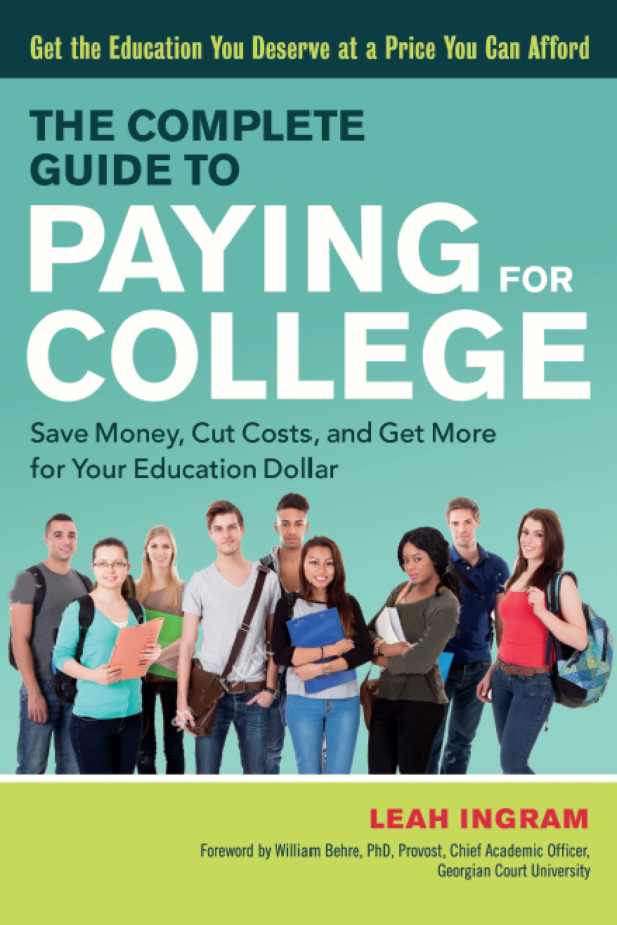 paying for college book