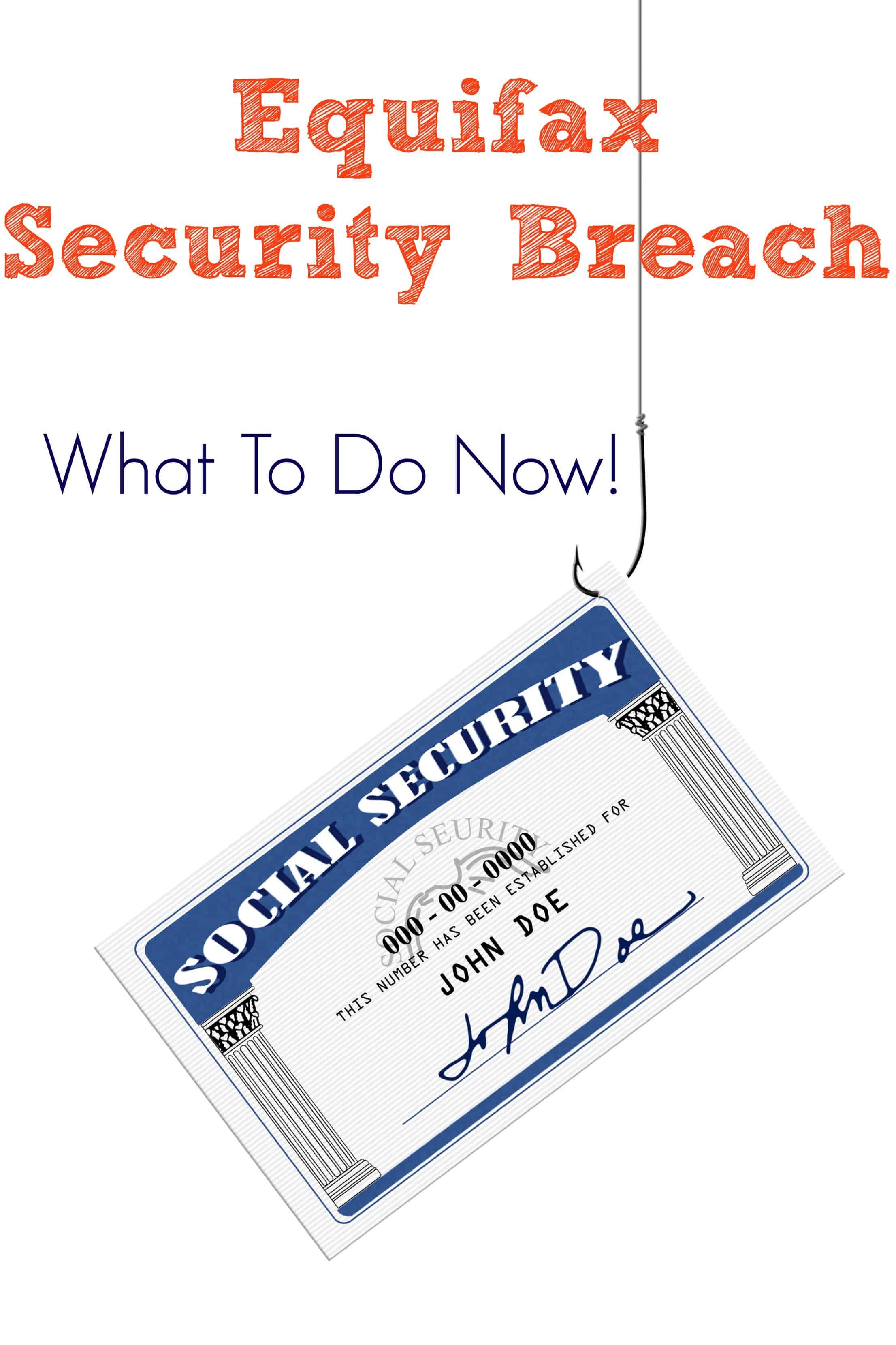 equifax security breach identity theft phishing