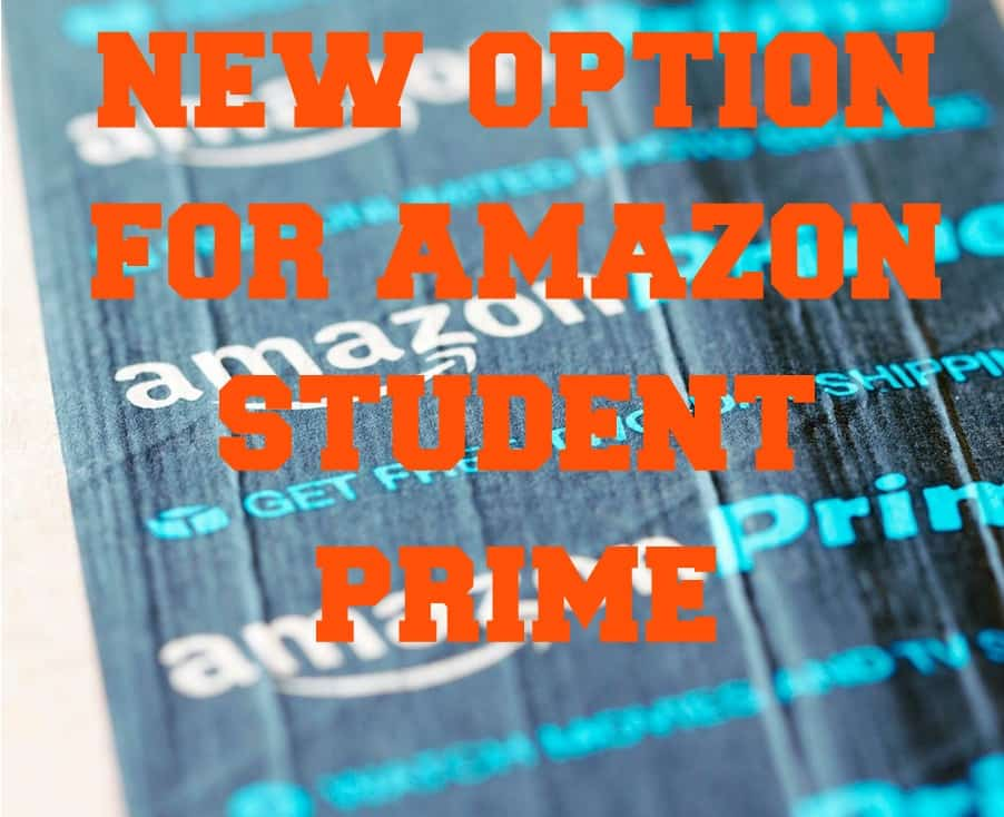 amazon student prime savings