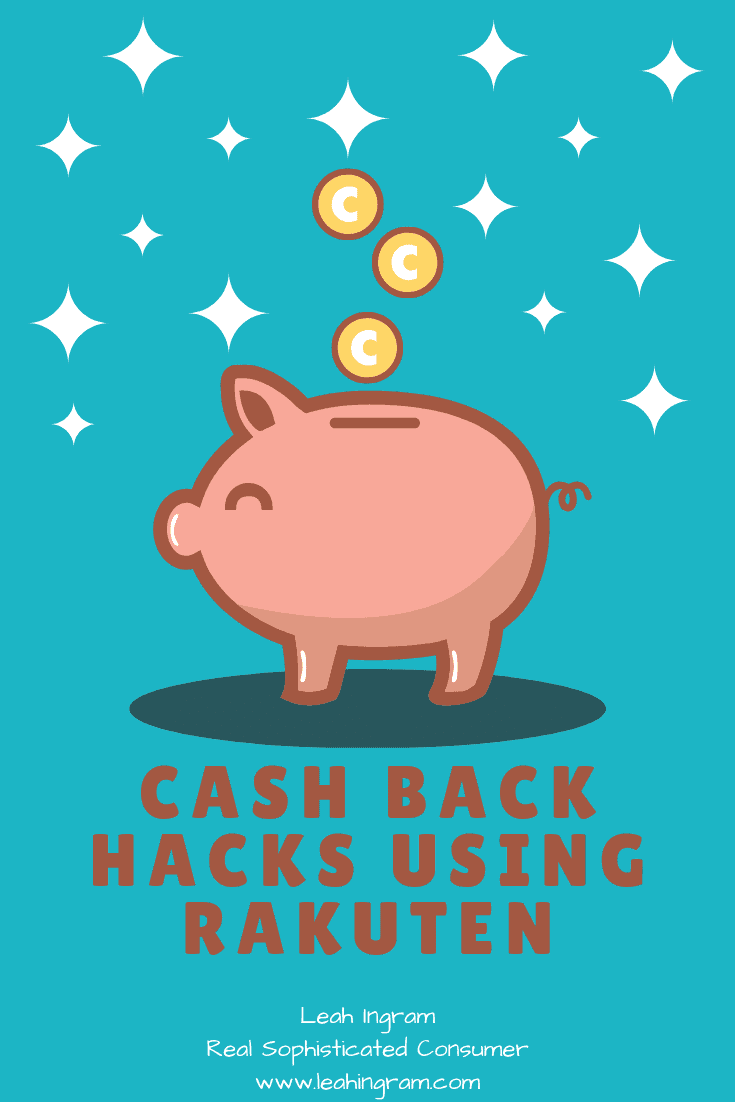 cash back hacks rakuten