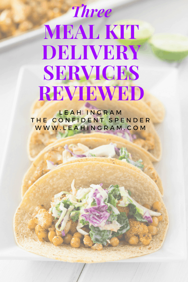 Meal kit delivery services 3 companies reviewed updated august 2018 meal kit delivery services forumfinder Images