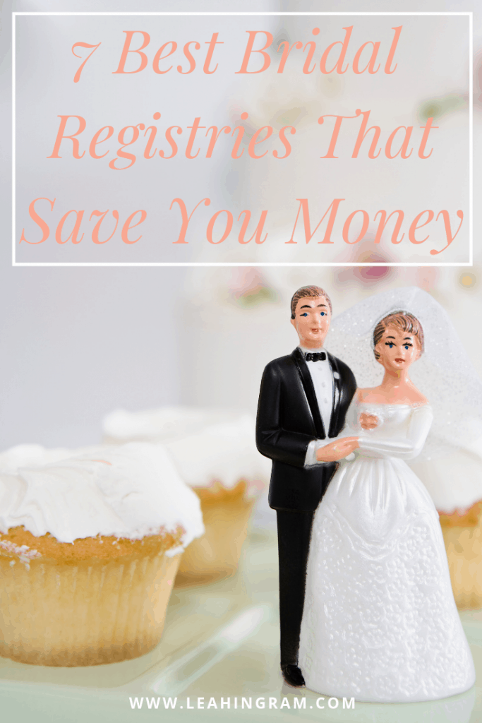 best bridal registry programs