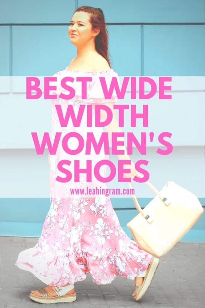 Best Wide Width Shoes for Women Leah Ingram