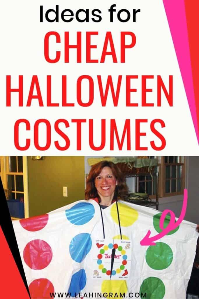 halloween cheap costumes ideas