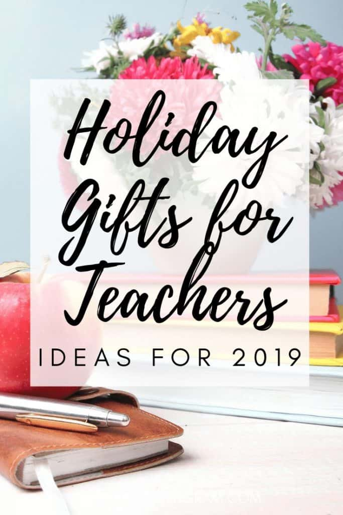 clever teacher gift ideas for holidays