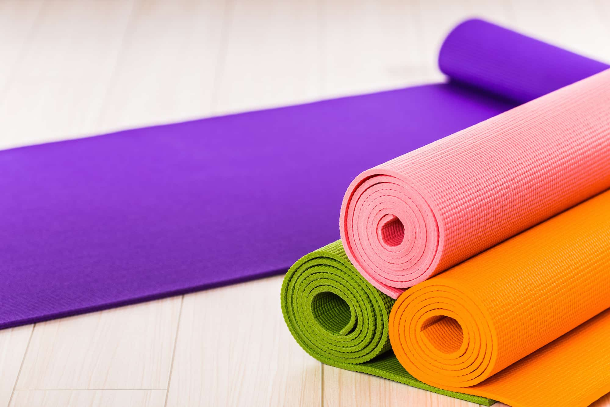 yoga mats best peloton accessories