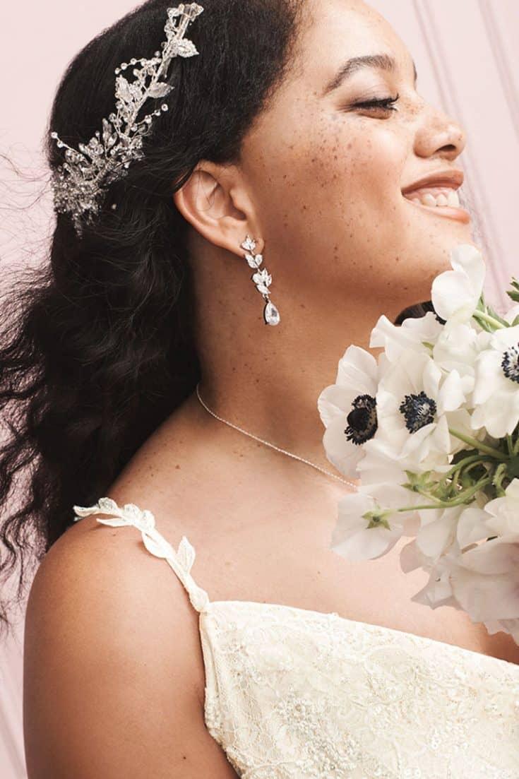 BOGO Hair Accessories David's Bridal