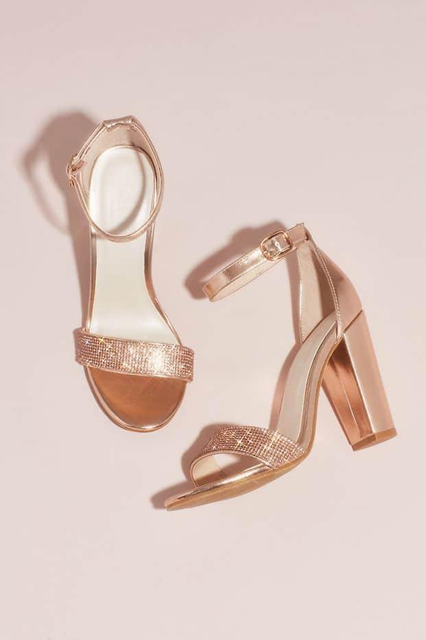 BOGO Shoes David's Bridal