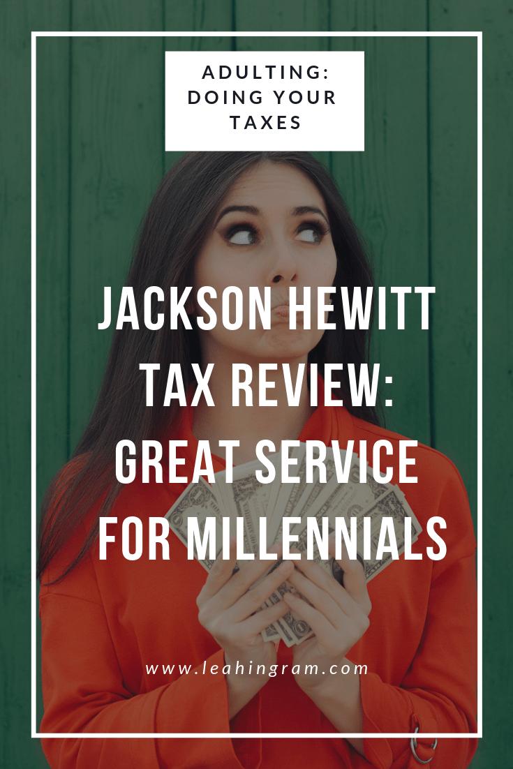 Jackson Hewitt Tax Review