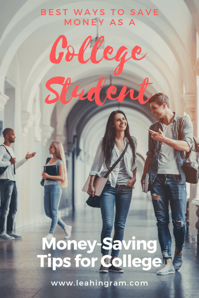 best ways to save money as a college student 2