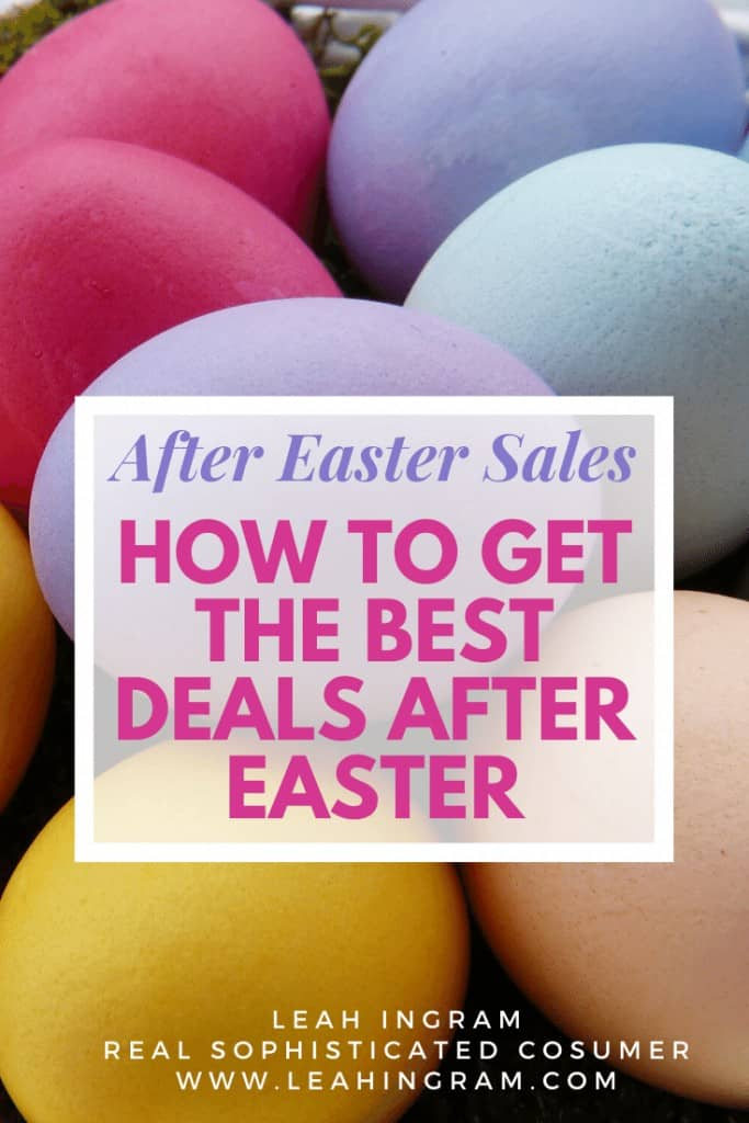 easter sales deals eggs