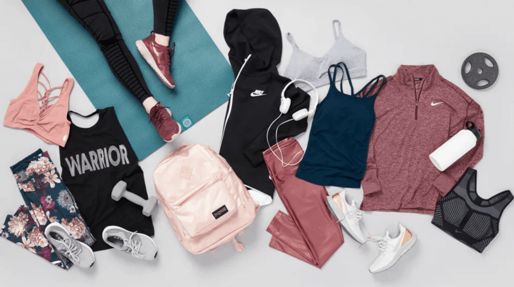 trunk club activewear workout clothing subscription box