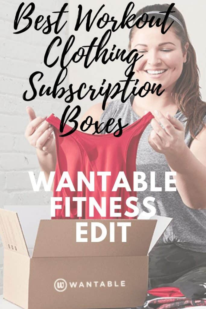 wantable fitness edit