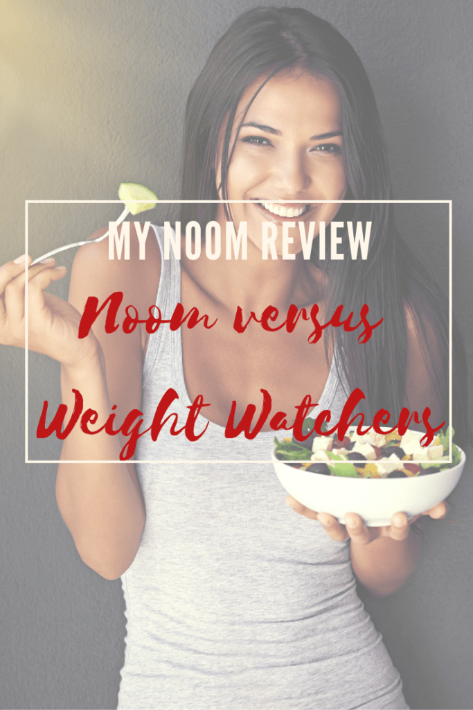 noom review versus weight watchers