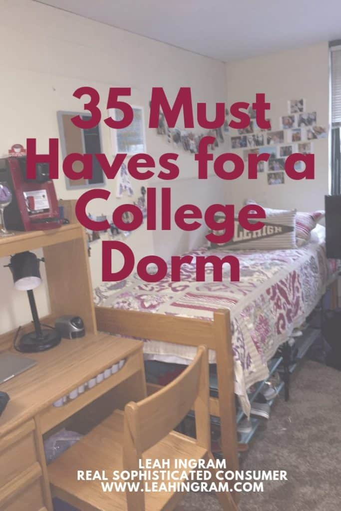 dorm must haves 2019