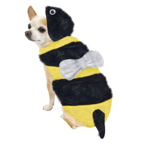 awesome Halloween Bee Costume for Dogs