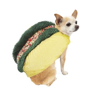 awesome Halloween Taco Dog Costume