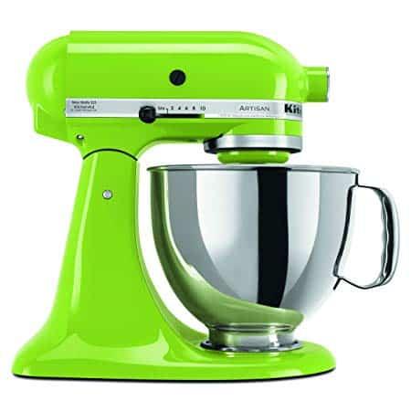 KitchenAid Stand Mixer Green Apple