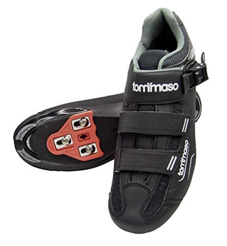 Tommaso Bike Shoe - Look Delta