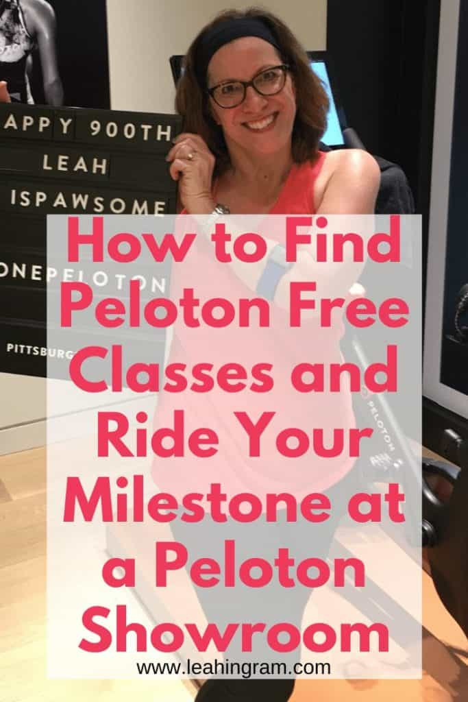 peloton free classes