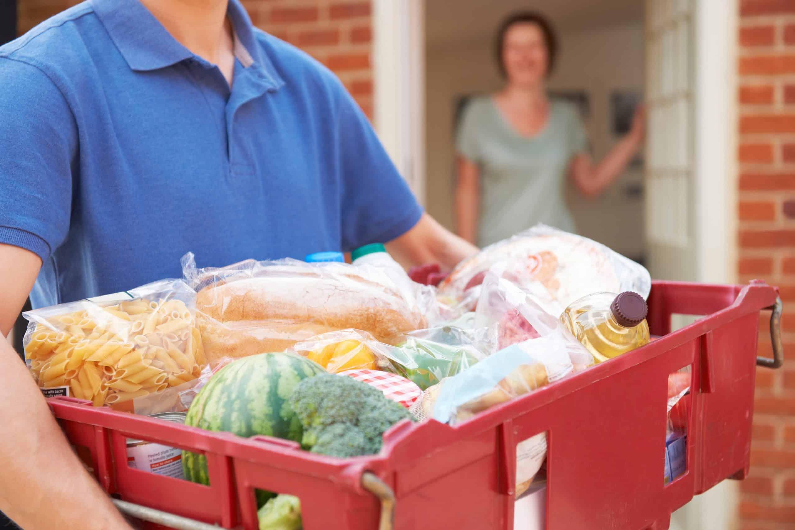 supermarket order online delivery