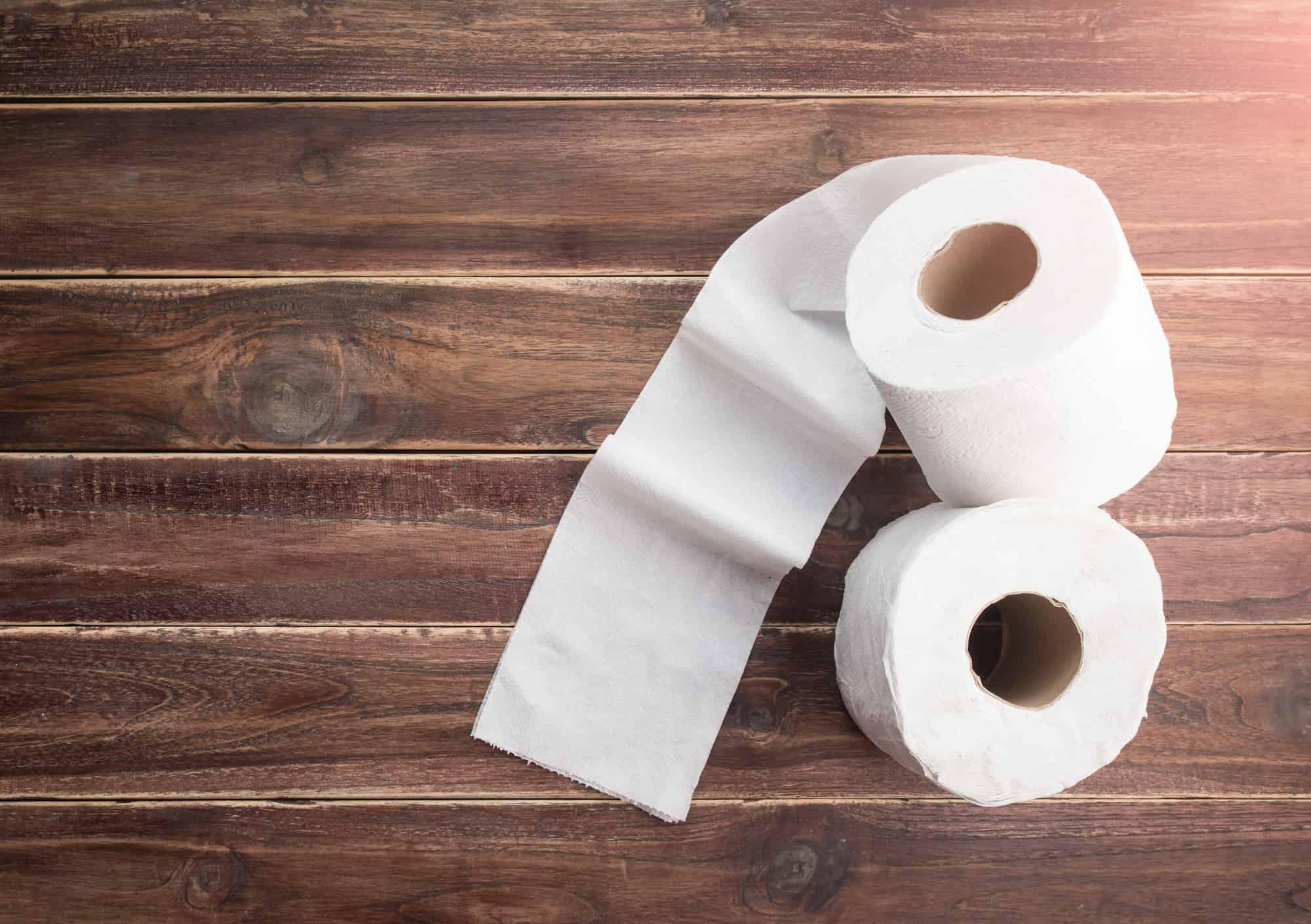 buy toilet paper
