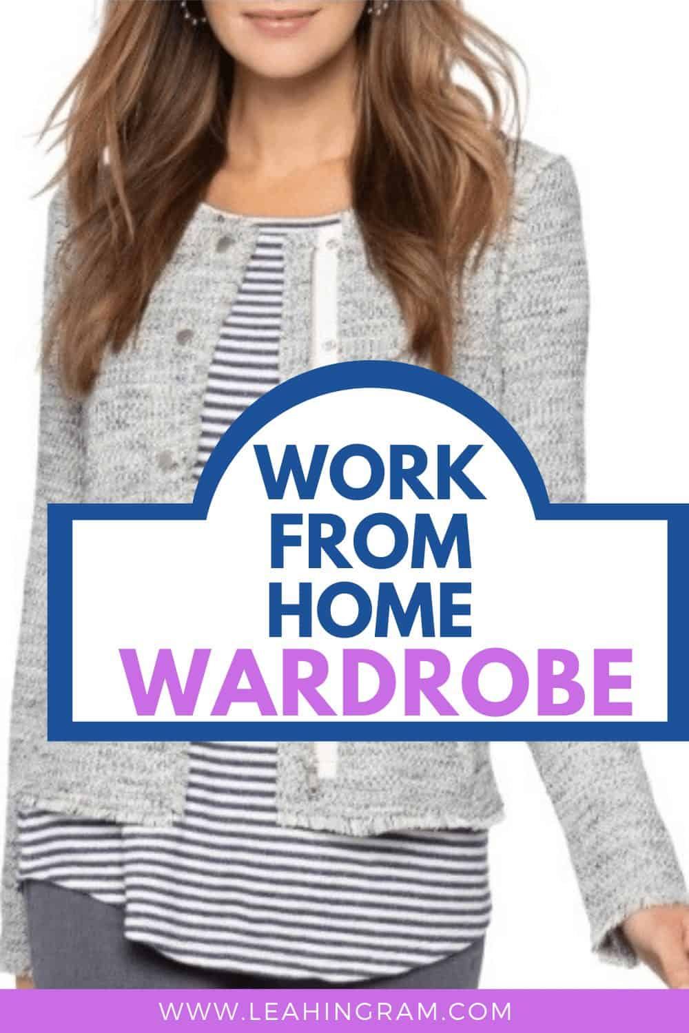 work from home wardrobe