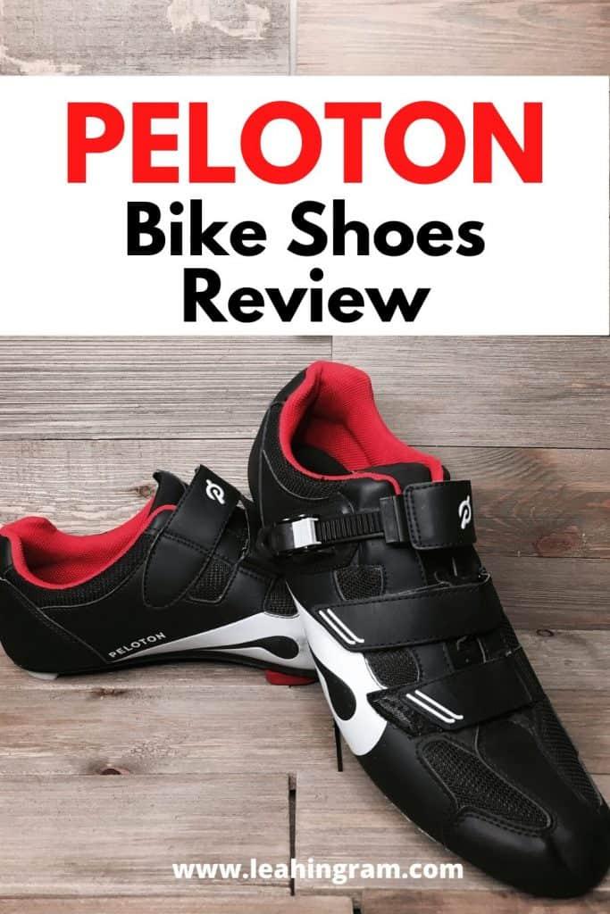 peloton bike shoes