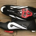 bottom of peloton bike shoes