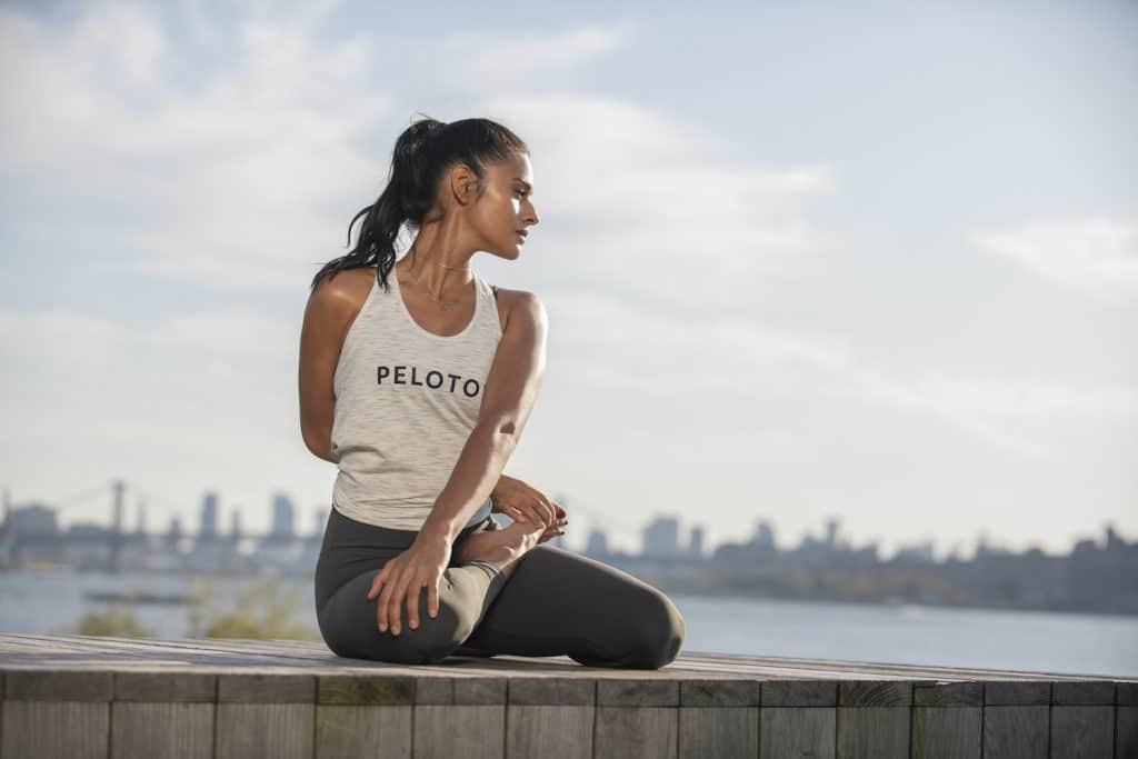 Peloton yoga instructor Aditi Shah
