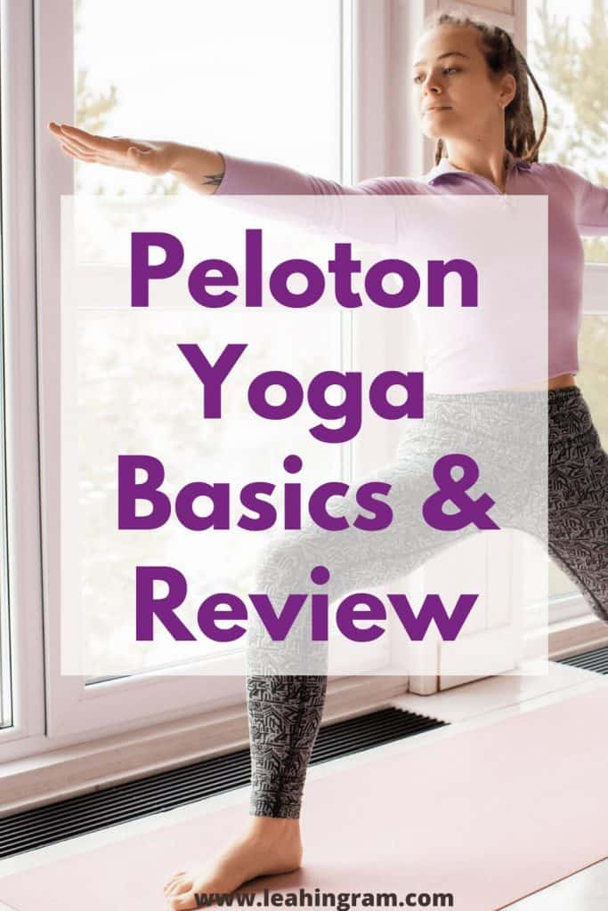 peloton yoga basics
