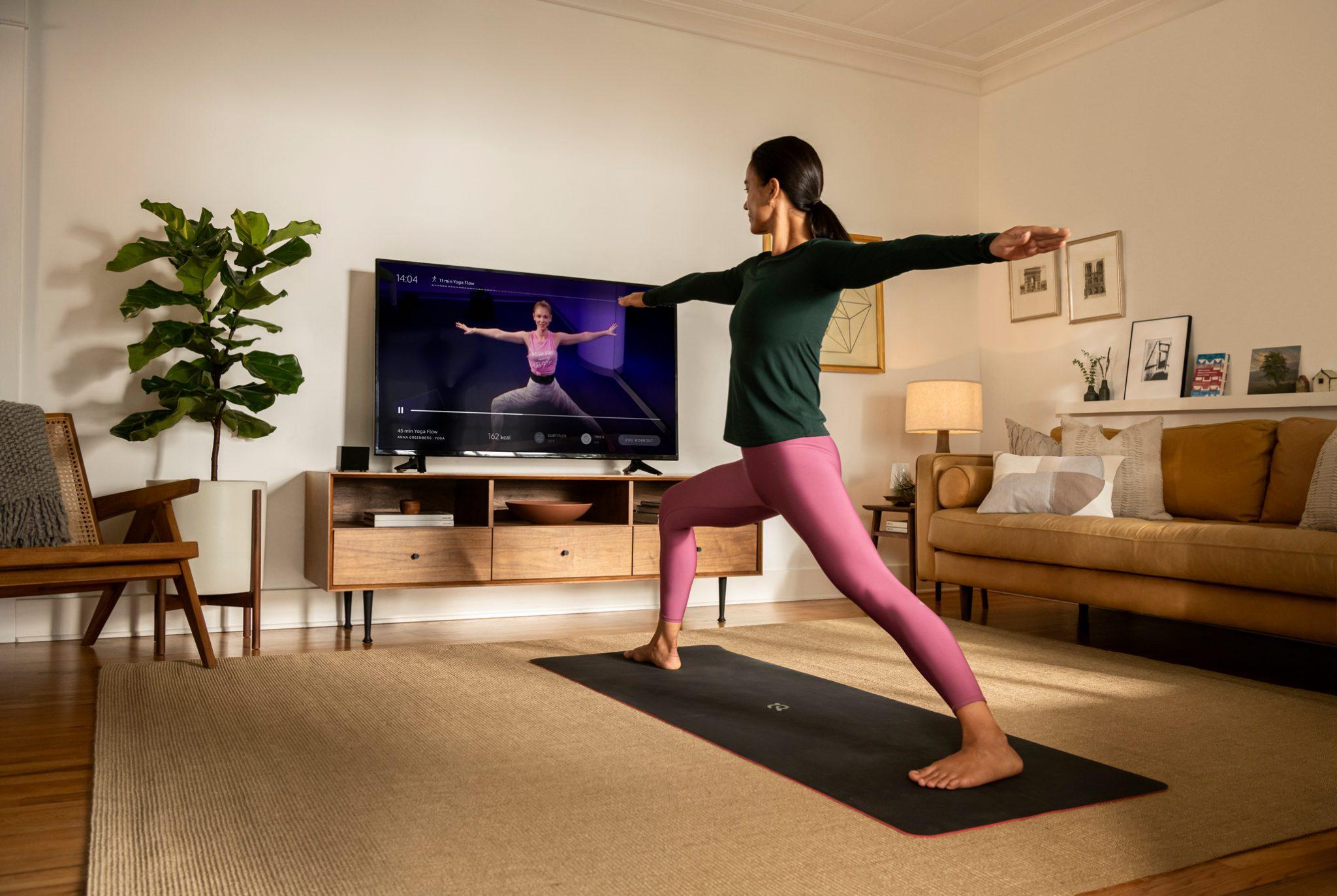 Peloton Yoga Basics and Review