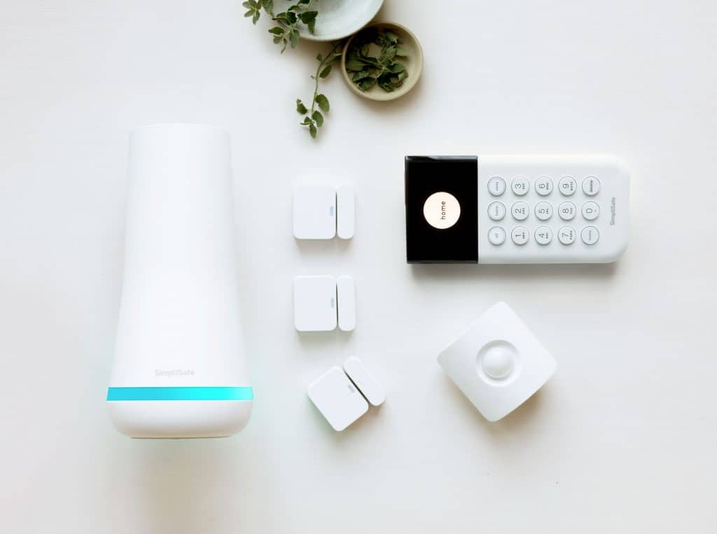 simplisafe review components